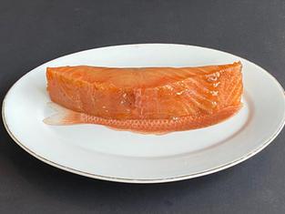 Saumon fumé au miel d'Espelette (120g)