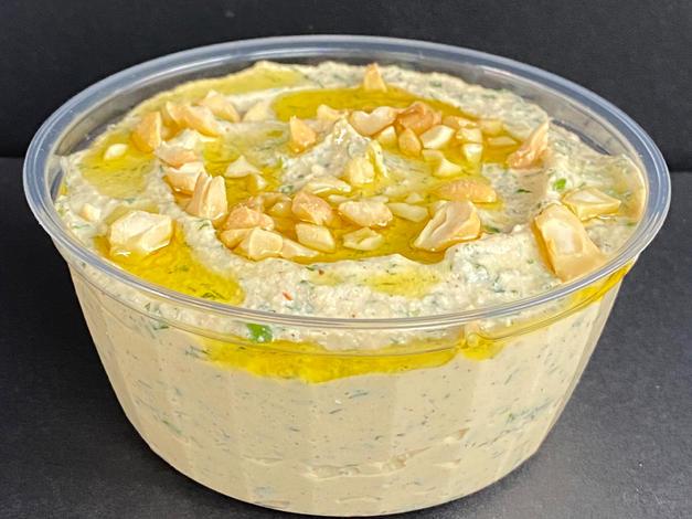 Hummus de noix de cajou (150G)