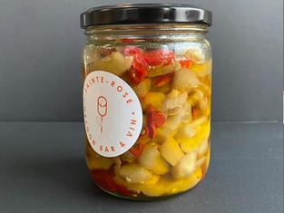 Aubergines marinées (500ml)