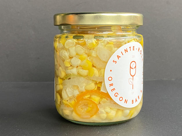 Maïs pickled (250 ml)