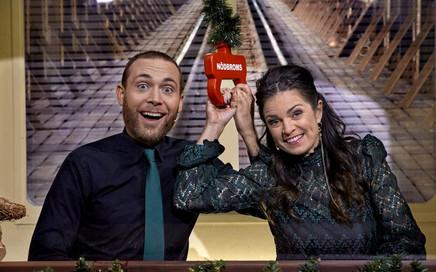 På spåret julspecial med Jesper Rönndahl