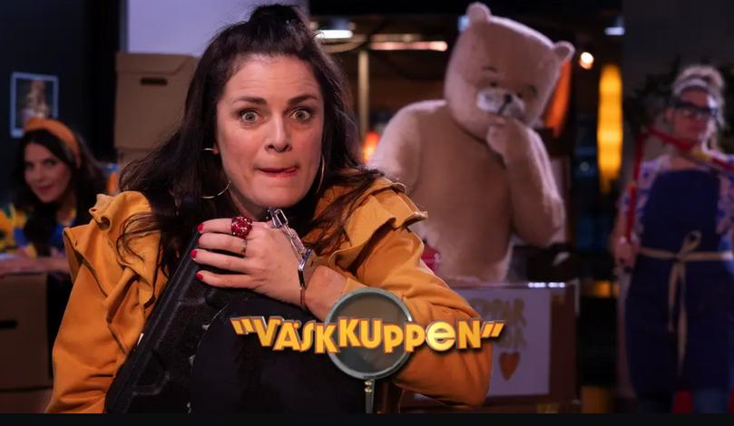 Just nu aktuell i programmet Mysteriet på SVTbarn
