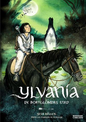ÄLSKADE YLVANIA är snart tillbaka! Min fjärde bok kommer i sommar!