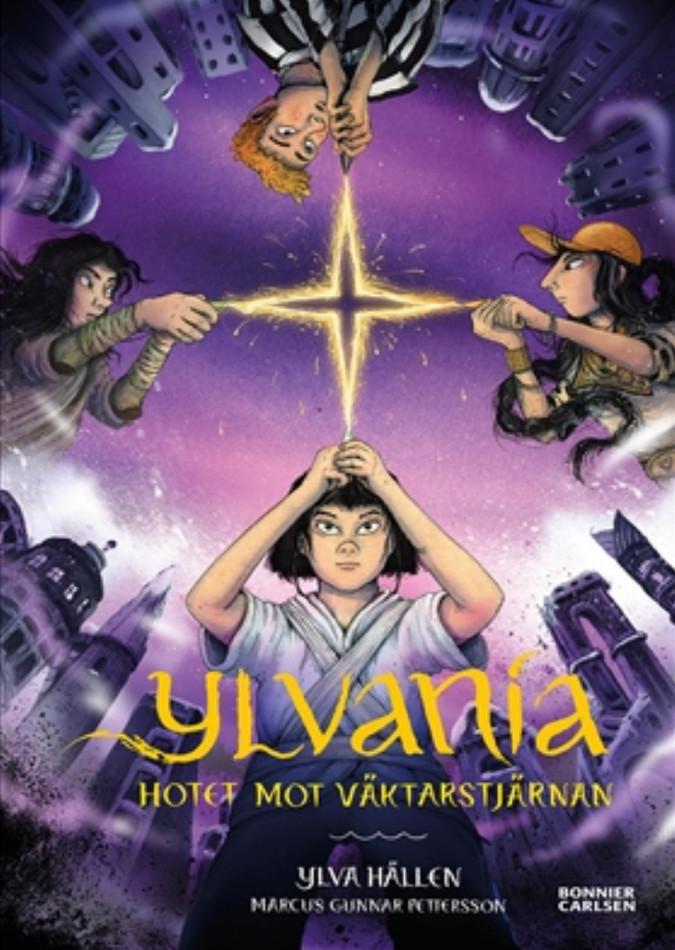 Min tredje bok om Ylvania kommer 25 november! Den går att förhandsbeställa på Adlibris!