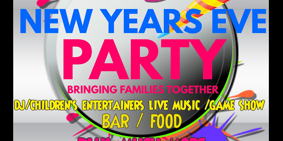 the ultimate family new years eve party