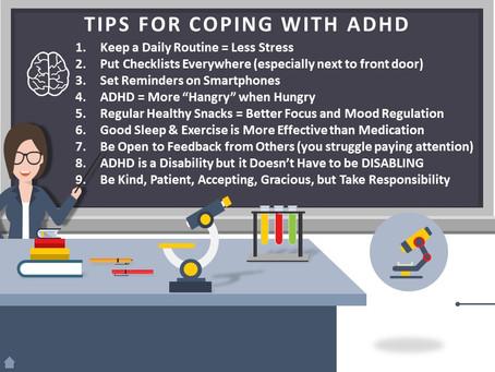 ADHD 101: Simple Coping Strategies