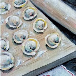Dumplings - Pelmeni - 8x10