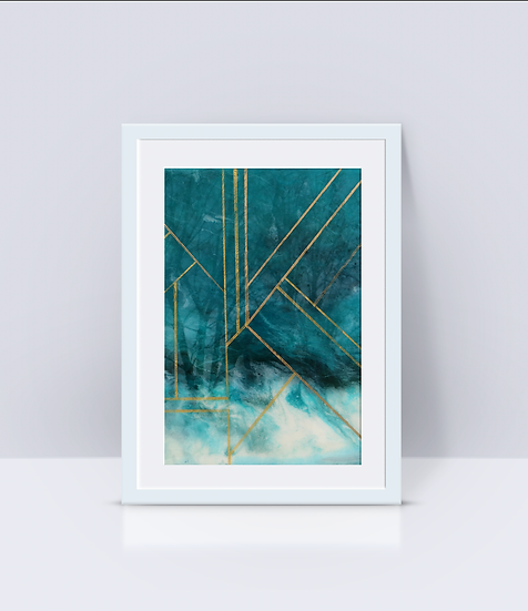"""Art Deco"" Print"