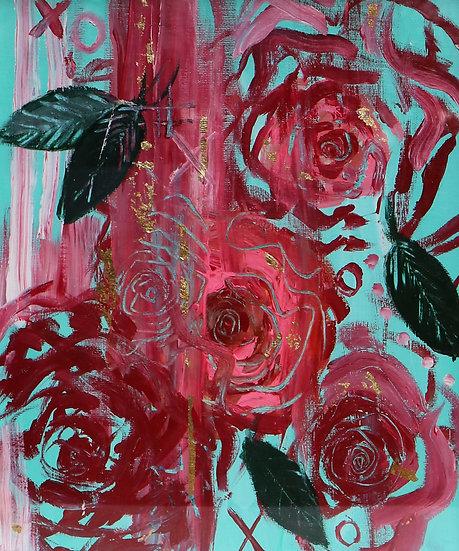 Roses XO