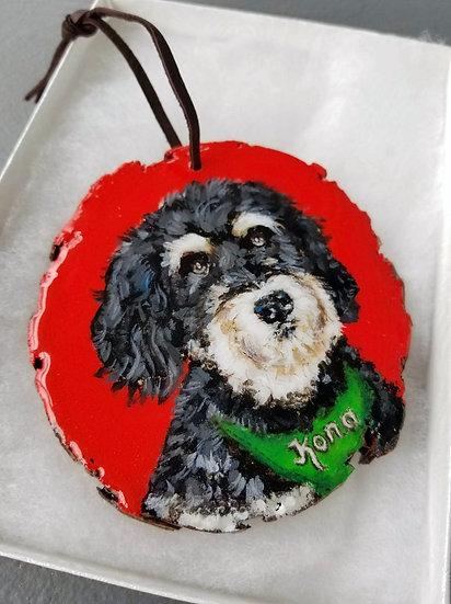Ornament - Pet Portrait