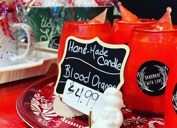 Blood Orange Candles