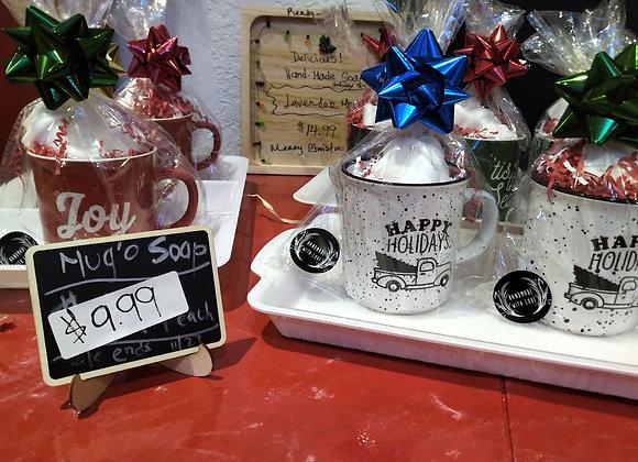 Mug 'O Soap
