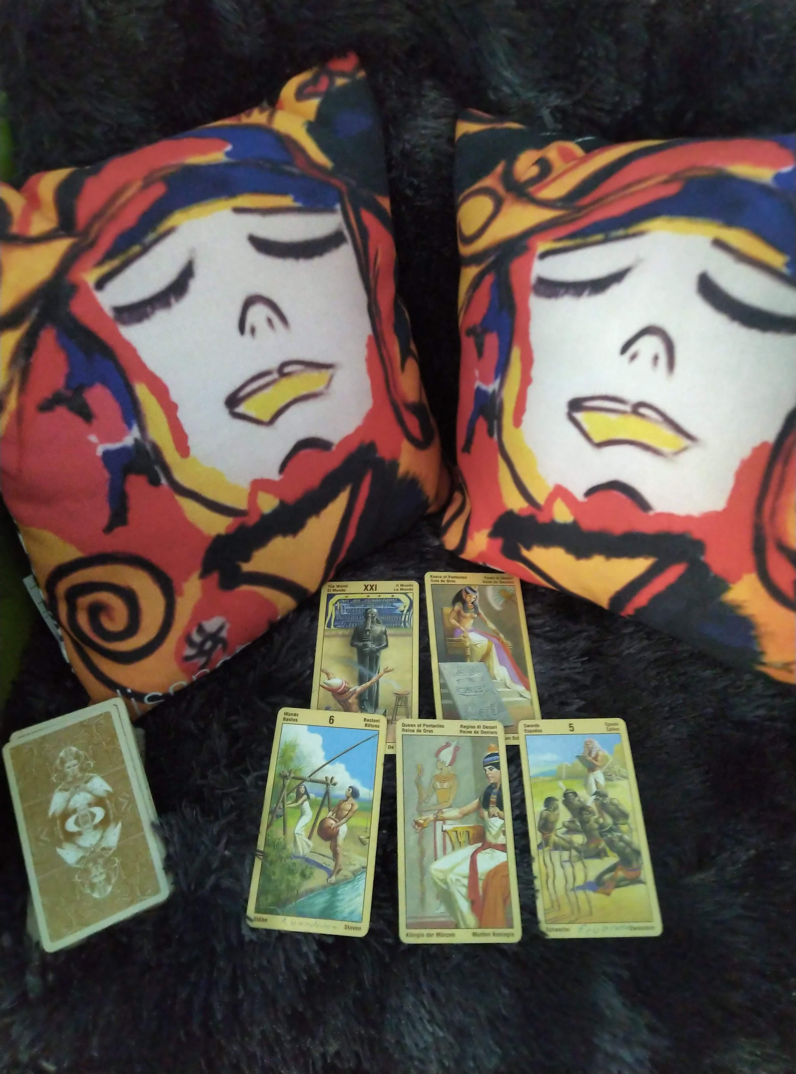 Private Tarot Readings