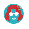 NEW LOGO TEAL BACKGROUND WHITE LIPS.png