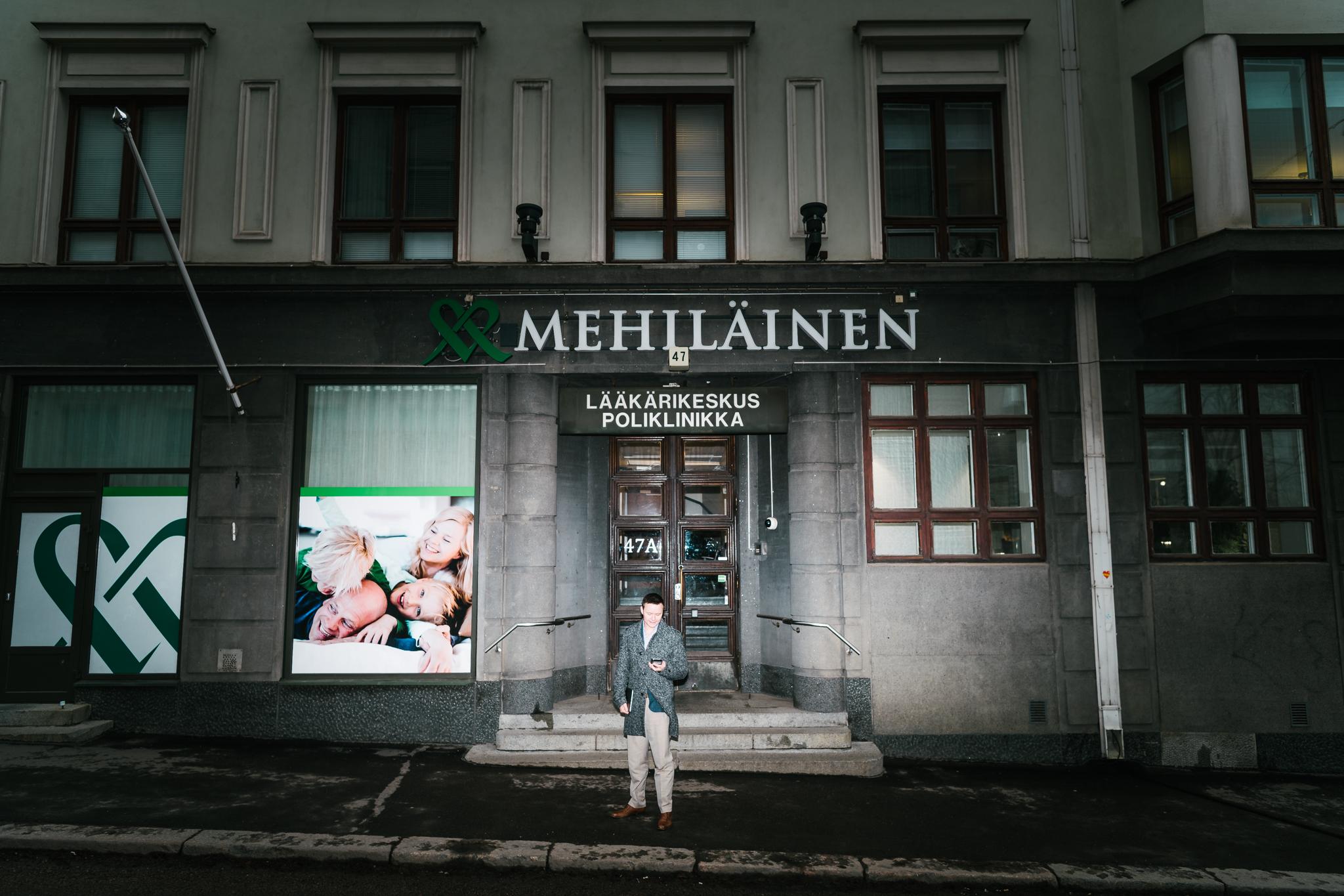 CEO of Mehiläinen