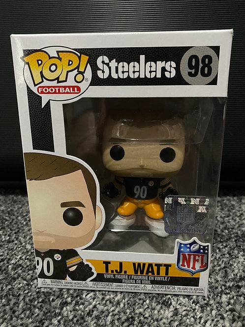 T.J. Watt - Pittsburgh Steelers Funko Pop