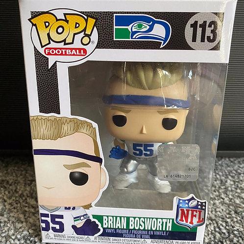 Brian Bobsworth - Seattle Seahawks Funko Pop