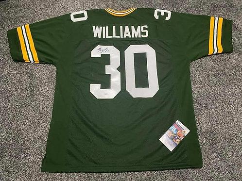 Jamaal Williams - Green Bay Packers - Custom Jersey