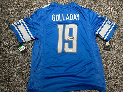 Kenny Golladay - Detroit Lions - Nike Jersey