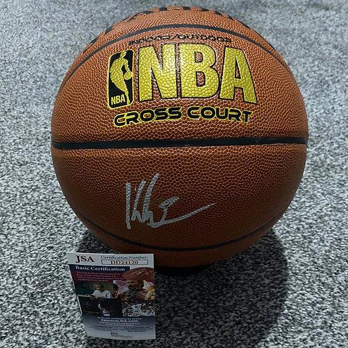 Klay Thompson - Signed Basketball
