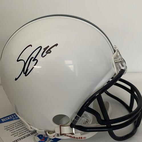 Saquon Barkley - Penn State - Mini Helmet