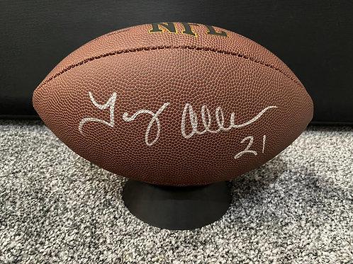 Gary Allen - Wilson NFL Ball