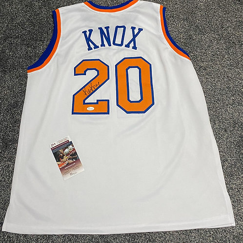 Kevin Knox - New York Knicks Jersey