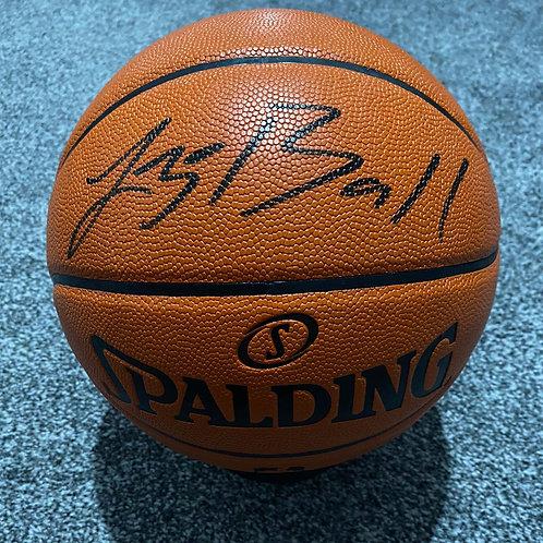 Lonzo Ball - Signed Basketball