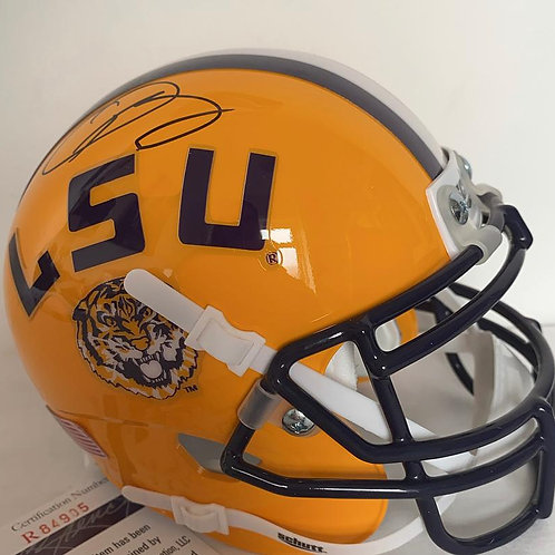 Odell Beckham Jr - LSU - Mini-Helmet