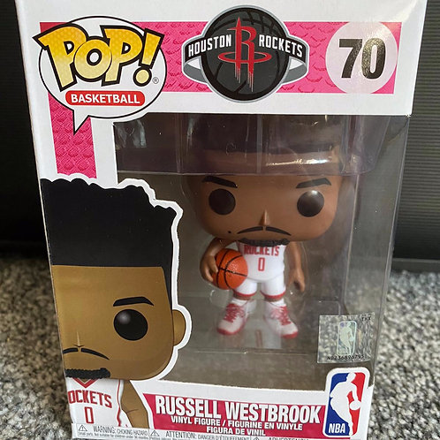 Russell Westbrook - Houston Rockets Funko Pop