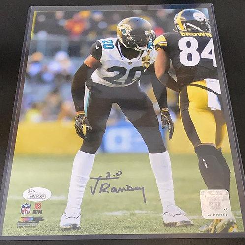 Jalen Ramsey - Jaguars - Signed 8x10 Photo
