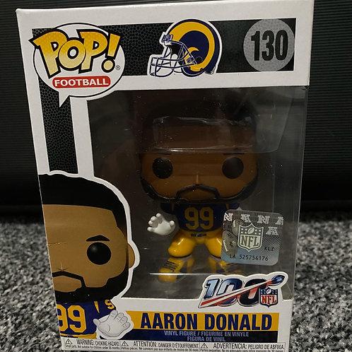 Aaron Donald - Los Angeles Rams Funko Pop