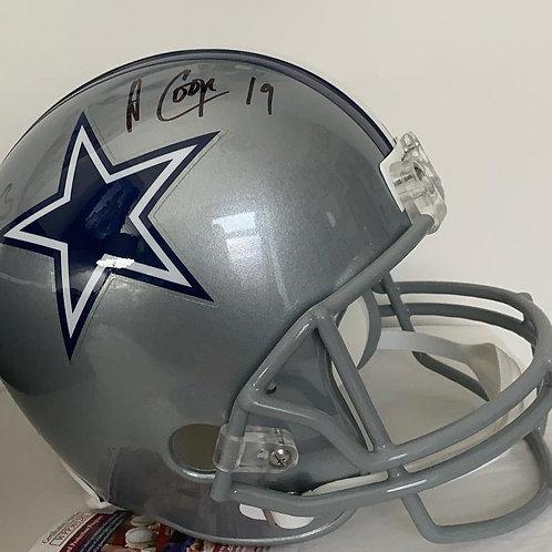 Amari Cooper - Dallas Cowboys - Full Size Proline Helmet