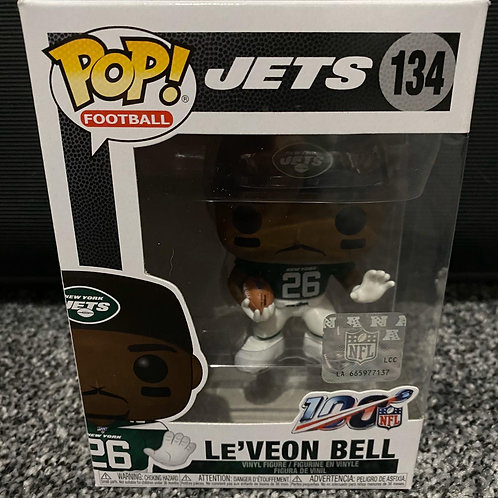 Le'Veon Bell - New York Jets Funko Pop