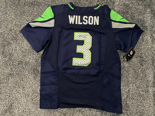 Russell Wilson - Seattle Seahawks - Jersey NWT
