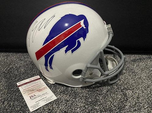 LeSean McCoy - Buffalo Bills - Full Size Proline Helmet