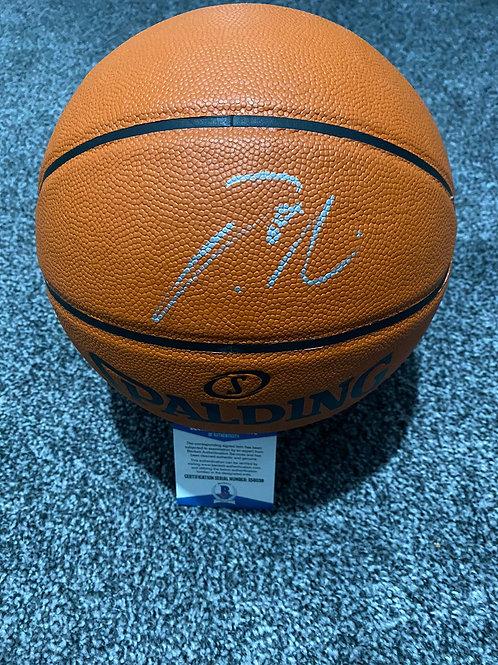 Damian Lillard - Signed Basketball