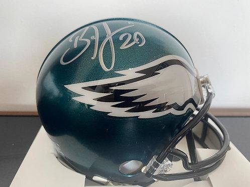 Brian Dawkins - Philadelphia Eagles - Mini Helmet
