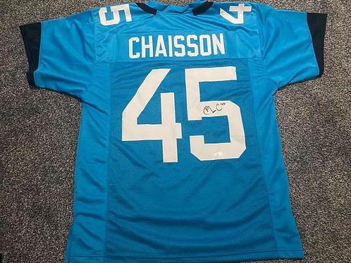 K'Lavon Chaisson - Jacksonville Jaguars - Custom Jersey