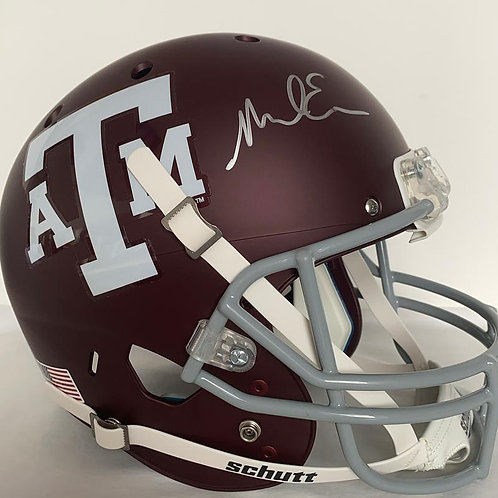 Mike Evans - Texas A&M - Full Size Replica Helmet