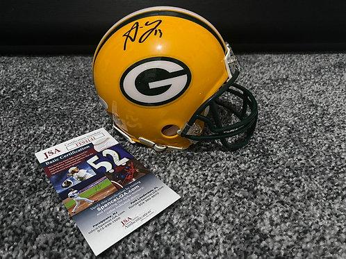Allen Lazard - Green Bay Packers - Mini Helmet