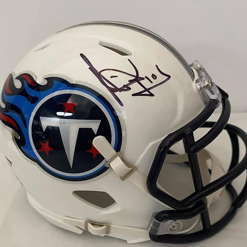 Vince Young - Tennessee Titans - Mini Helmet