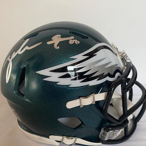 Zach Ertz - Philadelphia Eagles - Mini Helmet