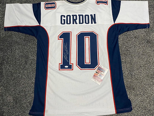 Josh Gordon - New England Patriots - Custom Jersey