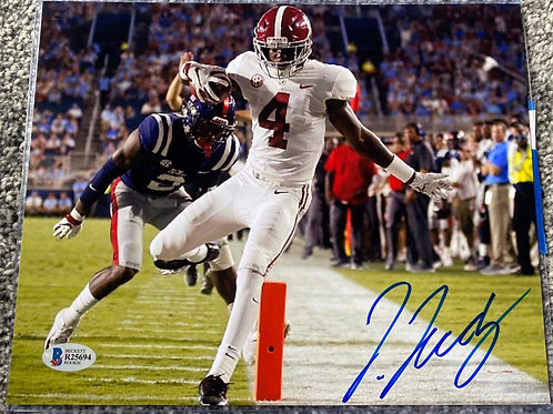 Jerry Jeudy - Signed 8x10 Picture