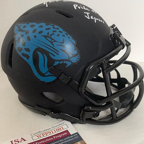 Mark Brunell - Jacksonville Jaguars - Mini Helmet