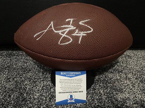 Antonio Brown Wilson NFL Ball