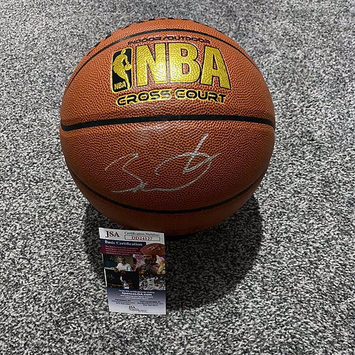 Dwayne Wade - Signed Basketball