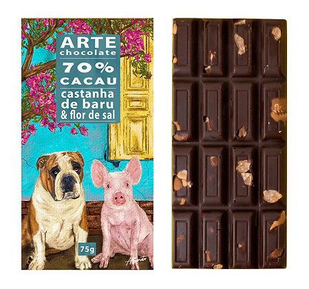 Chocolate 75g Arte Chocolate
