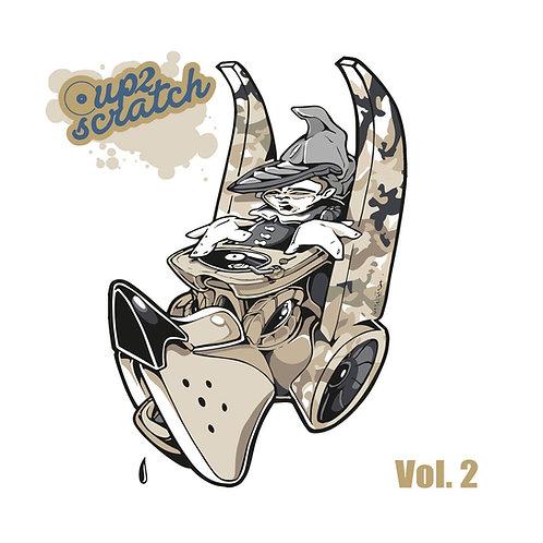 """DJ Ridm - Clear Cuts Vol. 2 7"""""""